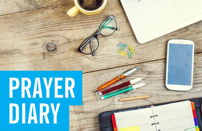 Download CYM Prayer diary