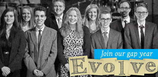 CYM Evolve Gap Year