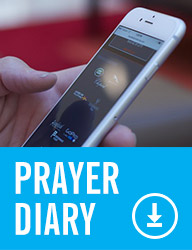 Download CYM's prayer diary and see how you can help